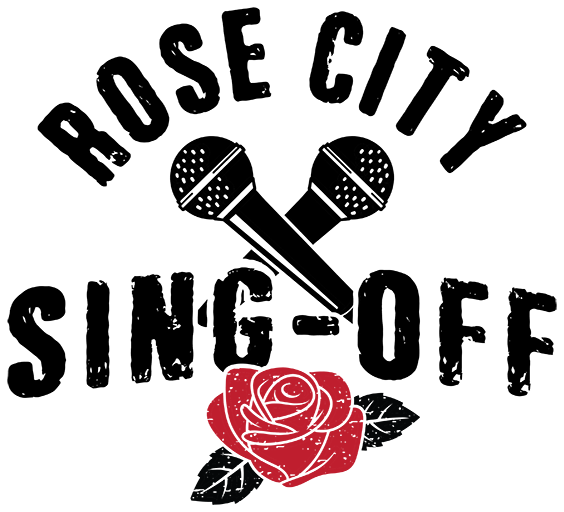 Rose City Sing-Off logo